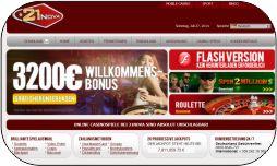 21 Nova Casino Erfahrungen