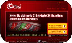 32 Red Casino Erfahrungen