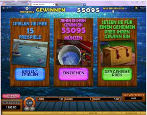 32 Red Casino Summertime Gewinn