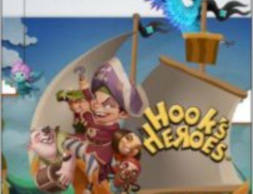Hooks Heroes Slot Beschreibung – Netent