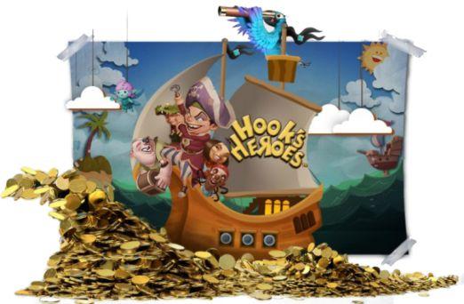 Beitrag Hooks Heroes Slot