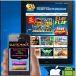 Mit EU Casino Mobil gehen
