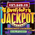 Everybodys Jackpot Slot – Playtech