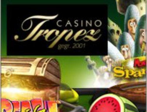 bester Bonus im Casino Tropez – Angebot