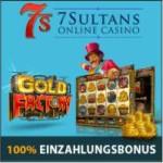 7 Sultans Casino mit 1000 € Wilkommensbonus