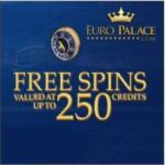 Freispiele Euro Palace Casino und Bonus