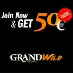 Grand Wild – neues Casino 25 € ohne Einzahlung
