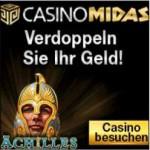 Midas Casino Software Realtime Gaming – Einzahlung verdoppeln