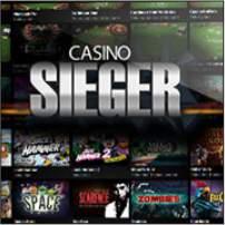 Beitragsbilder Sieger Casino Angebot