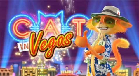 Cat in Vegas Slot Artikel Bild