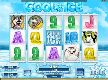 Cool as Ice Slot Tabelle