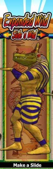Crocodopolis Slot Crocodopolis