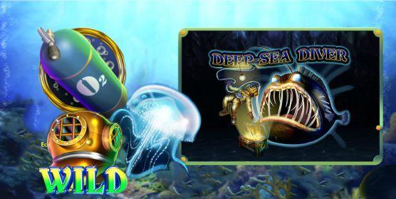 Deep Sea Diver Slot Beitrag