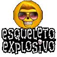 Esqueleto Explosivo - Thunderkick