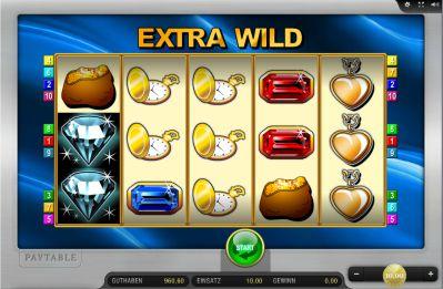 Extra Wild Slot Bild