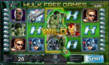 Freispiele Hulk Avenger