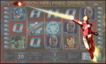 Freispiele Ironman Avenger