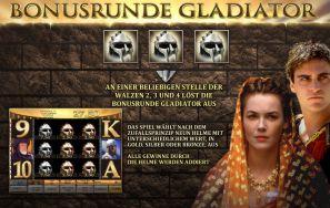 Gladiator Slot Bild