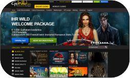 Go Wild Casino Erfahrungen