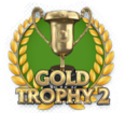 Gold Trophy 2 - Playngo