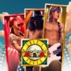 Guns and roses 15 Freispiele energy Casino