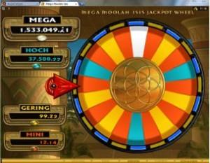 Jackpot Slot ISIS