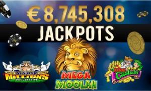 Jackpots Gowild Casino