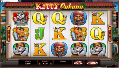 Kitty Cabana Slot Bild T