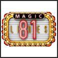 Magic 81  - Novomatic