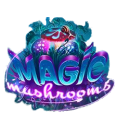 Magic Mushrooms - Yggdrasil