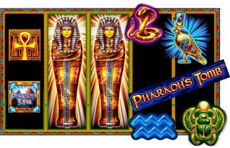 Pharaohs Tomb Beschreibung
