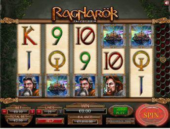 Ragnarök Slot Spielautomat