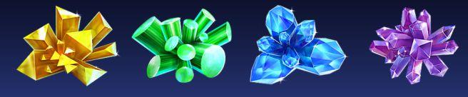 Robotnik Slot Kristalle