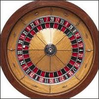 Roulette online Spiel auf Kesselsektoren im Gleichsatz