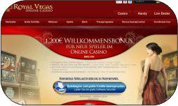 Royal Vegas Casino Erfahrungen