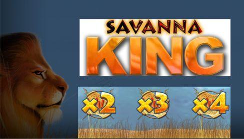 Savanna King Slot Beitrag