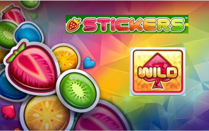 Stickers Slot Bild