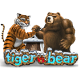 Tiger vs. Bear Siberian Standoff - Genesis Gaming