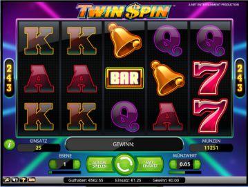 Twin Spins Slot Bild T