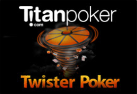 Twister Poker bei Titan Poker