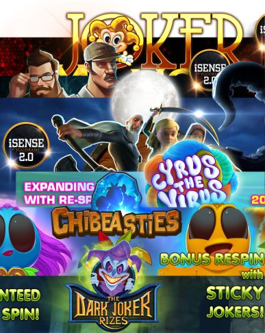 Yggdrasil Software Slots