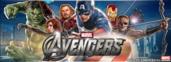 Marvel Slot Avengers