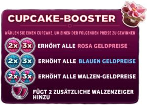 cupe cake booster