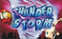 merkur - thunder-storm