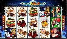 santas wild ride Weihnachts Slots Online Casinos