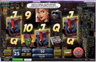 slot spiderman bild